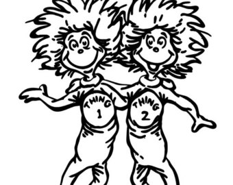 Thing 1 and thing 2 face free clipart banner transparent library Free Outline Of Face, Download Free Clip Art, Free Clip Art ... banner transparent library