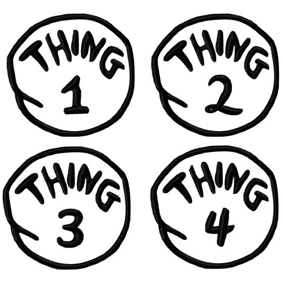Thing 1 and thing 2 logo clipart image transparent library repeat crafter me and 2 straws. thing 1 and 2 shirts clipart ... image transparent library