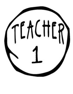 Thing 1 and thing 2 logo clipart clip black and white Teacher Dr. Seuss Suess Thing 1 and Thing 2 Logo T Shirt Decal ... clip black and white