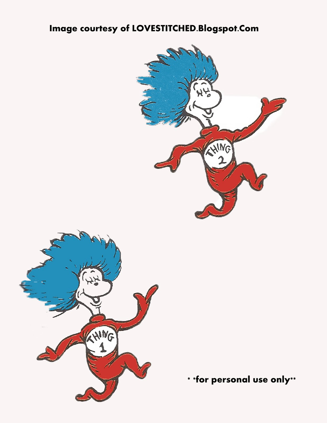 Thing 1 boy and thing 2 girl clipart clipart free download Thing 1 boy and thing 2 girl clipart - ClipartFest clipart free download