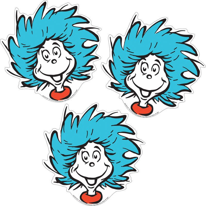 Thing 1 thing 2 clip art banner free thing 1 body template and templates on pinterest. thing 1 ... banner free