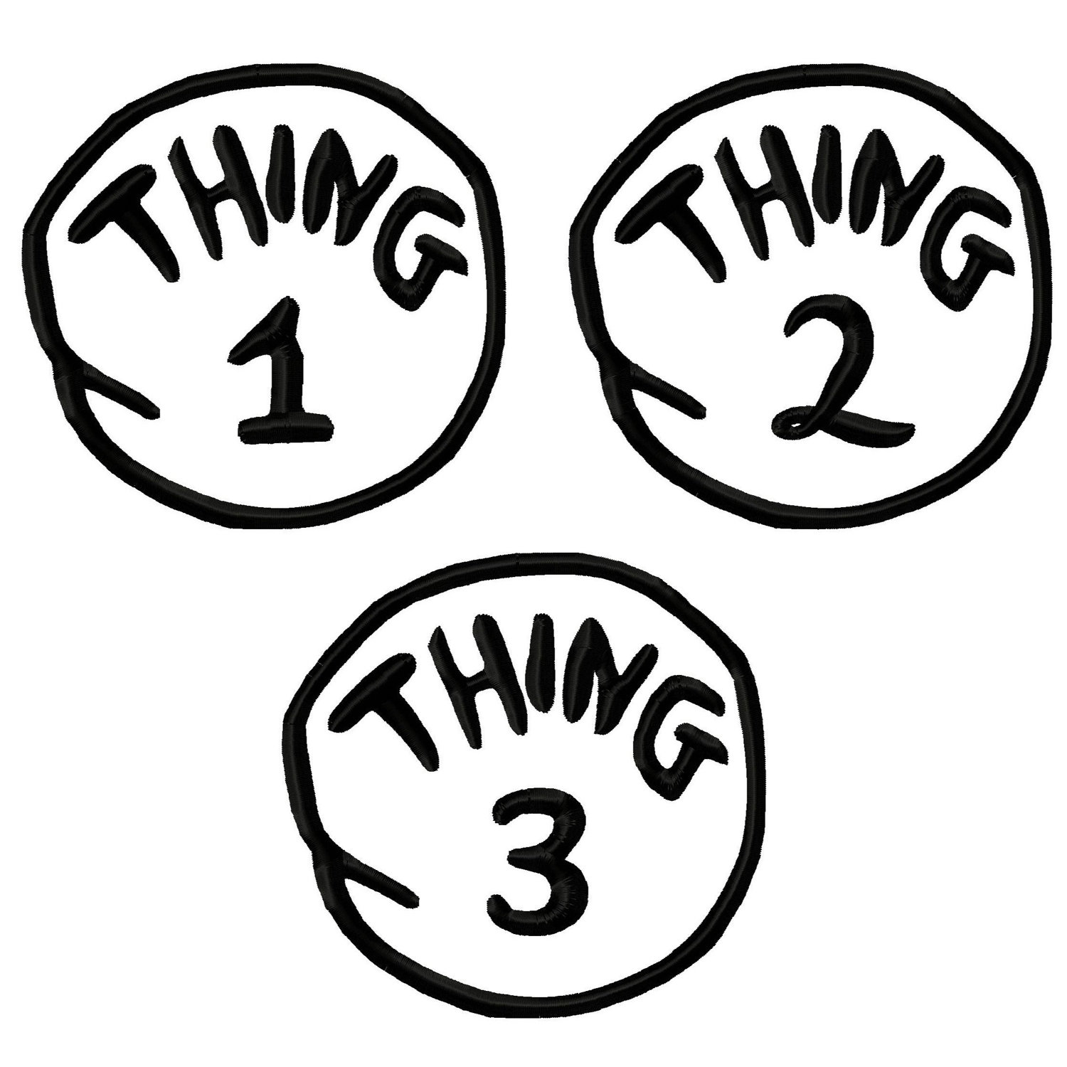 Thing one and thing two clipart black and white vector free download Free Thing 1 Cliparts, Download Free Clip Art, Free Clip Art ... vector free download