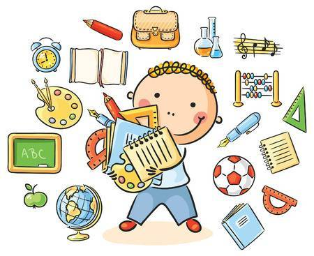 Things at school clipart graphic stock Things in school clipart 3 » Clipart Portal graphic stock