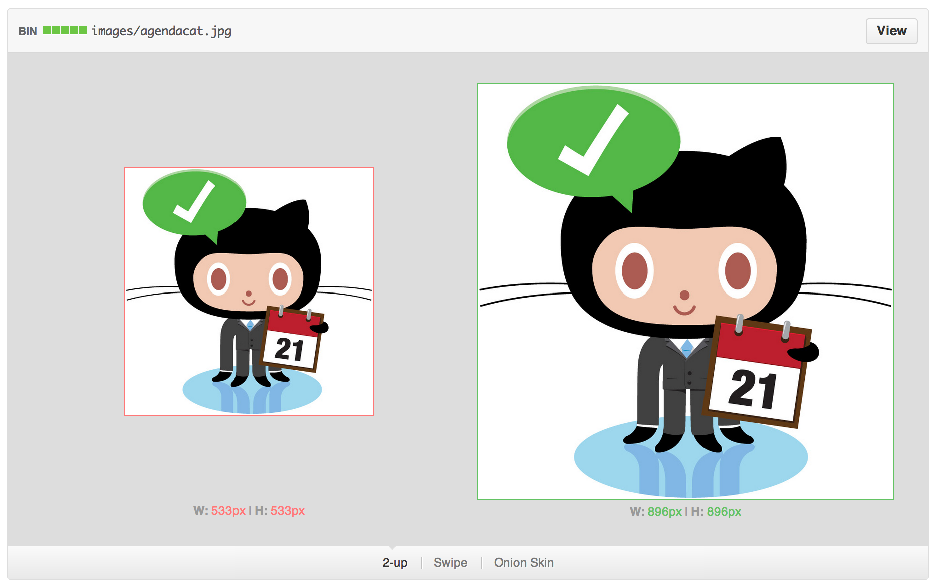 Things that start with h clipart png graphic library stock Rendering and diffing images - GitHub Help graphic library stock