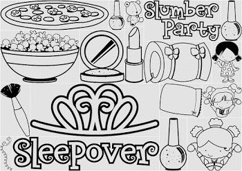 Things that start with y clipart black and white graphic library download Clipart Noche de Chicas en Blanco y Negro. | For my Princess ... graphic library download