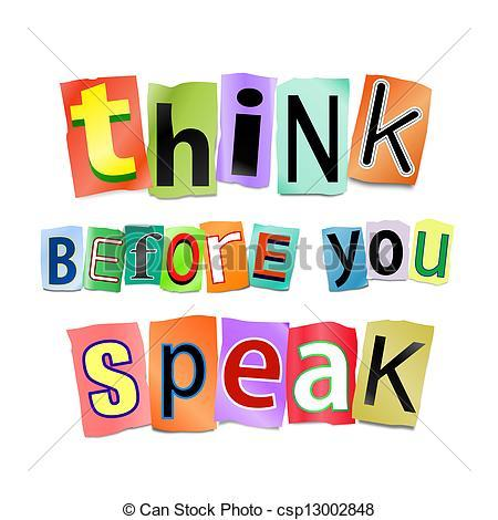 Think before you speak clipart clip art transparent library Think before you speak clipart 1 » Clipart Portal clip art transparent library