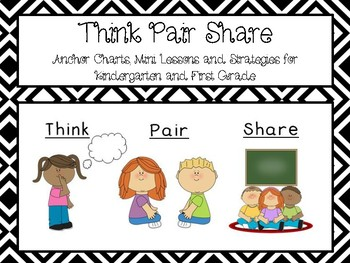 Think pair share clipart banner royalty free library Think Pair Share | Terrific Teacher | Think pair share ... banner royalty free library