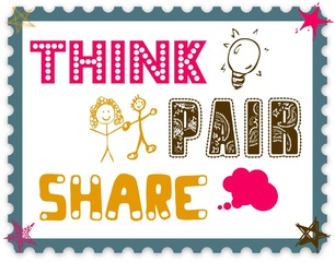 Think pair share clipart jpg free download Think-Pair-Share - Teaching Reading Comprehension Strategies jpg free download