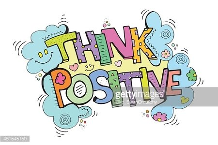 Think positive clipart png black and white download Think Positive premium clipart - ClipartLogo.com png black and white download