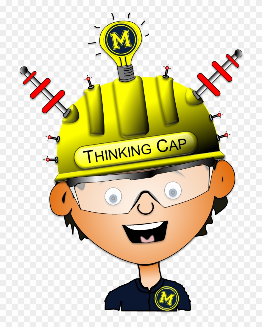 Thinking cap clipart picture free Clip Art Thinking Cap Png Transparent Png (#1198800 ... picture free