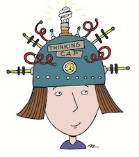 Animated clipart for thinking cap - Clip Art Library clipart transparent library
