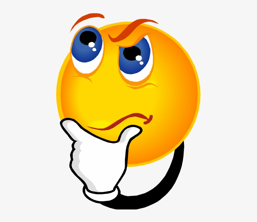 Thinking emoji clipart no background graphic free download Thinking - Thinking Clipart No Background - Free Transparent ... graphic free download