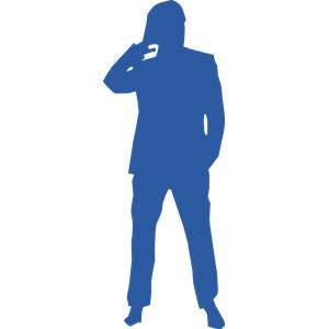 Thinking man silhouette free clipart jpg transparent Thinking man silhouette clipart, cliparts of Thinking man ... jpg transparent