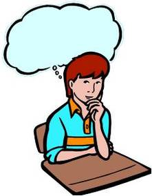 Thinking reader clipart graphic stock Free Critical Thinking Cliparts, Download Free Clip Art ... graphic stock