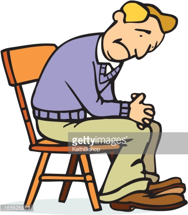 Thinking sitting man clipart picture stock Thinking Man Clipart | Free download best Thinking Man ... picture stock