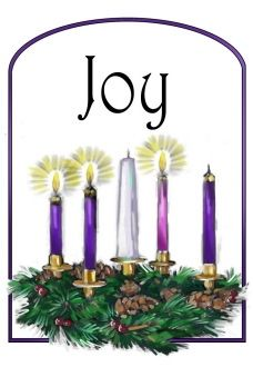 Third sunday in advent clipart