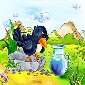 Thirsty crow clipart royalty free stock Amazon.com: Hindi Poem Thirsty Crow: Appstore for Android royalty free stock
