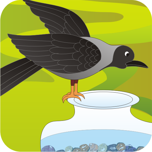 Thirsty crow clipart clipart stock Thirsty Crow - Kids Story: Amazon.ca: Appstore for Android clipart stock