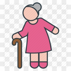 This grandma belongs to clipart black and white library Download Free png Grandma Clipart, Transparent PNG Clipart ... black and white library