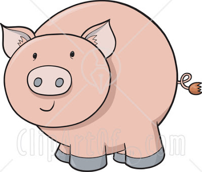This little piggy clipart clip free download The Simple Happy Life: This Little Piggy Stayed Home clip free download