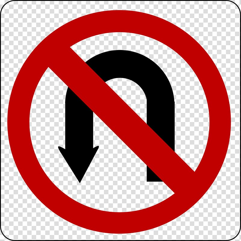 This way sign clipart image royalty free download U-turn Traffic sign Road One-way traffic, Traffic Signs ... image royalty free download
