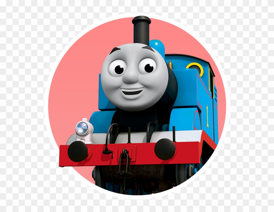 Clipart Train Thomas - Thomas The Tank Engine And Friends ... jpg free stock
