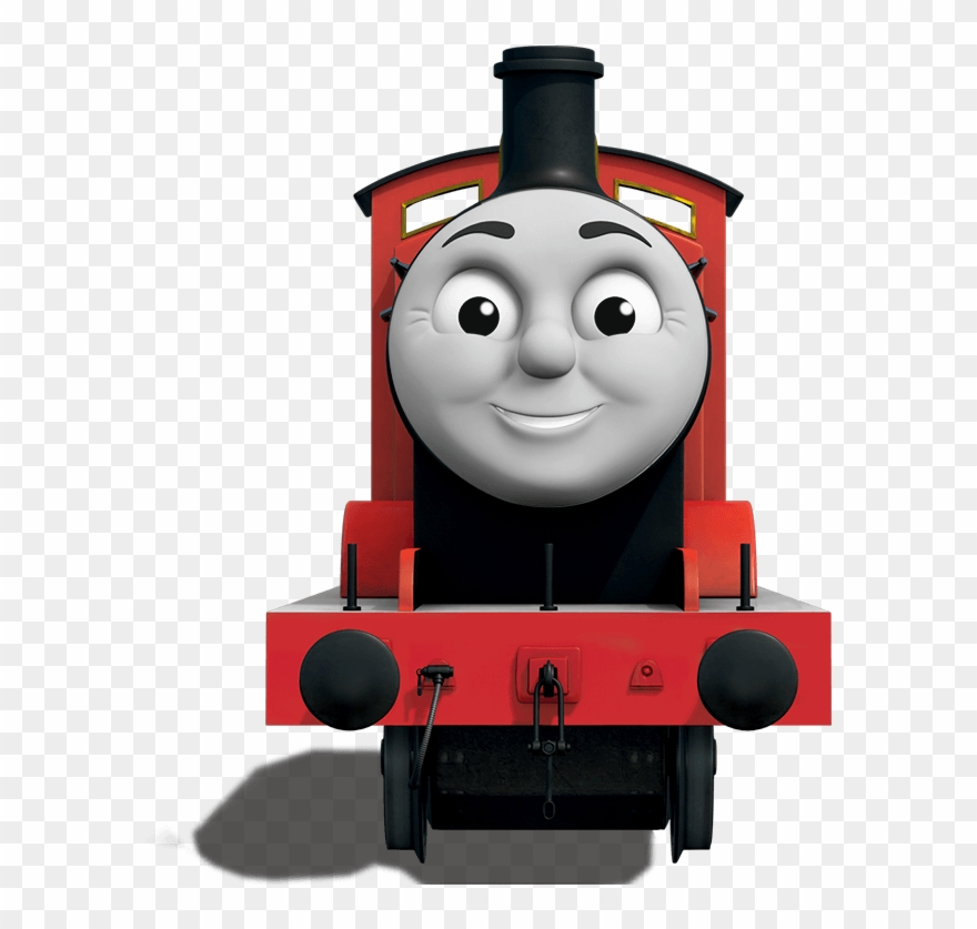 Thomas And Friends Red Clipart (#448431) - PinClipart picture library stock