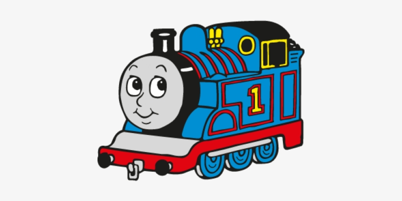 Thomas the train clipart images png library Thomas The Tank Engine Logo Vector, Ai Pdf, - Thomas The ... png library