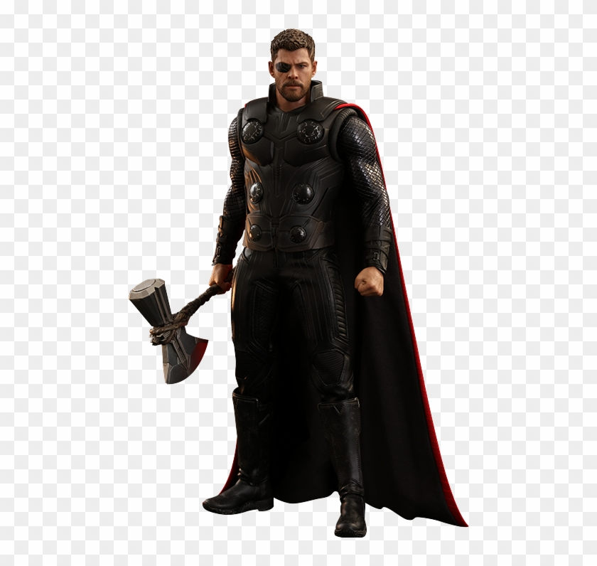 Thor clipart infinity war vector transparent Thor Infinity Png - Thor Infinity War Hot Toys, Transparent ... vector transparent