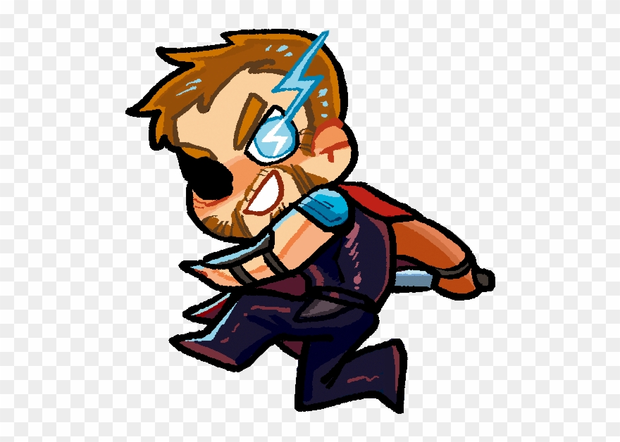 Thor clipart infinity war clipart royalty free Image Of Infinity War Thor Pin - Cartoon Clipart (#3189667 ... clipart royalty free