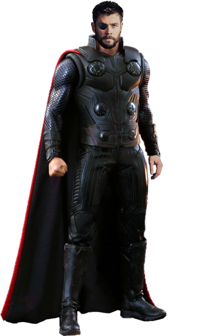 Library Of Thor Graphic Stock Infinity War Png Files