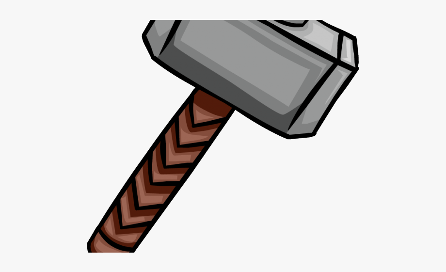 Thor s hammer clipart graphic royalty free Thor Clipart Thor\'s Hammer - Symbol Marvel Thor Hammer ... graphic royalty free
