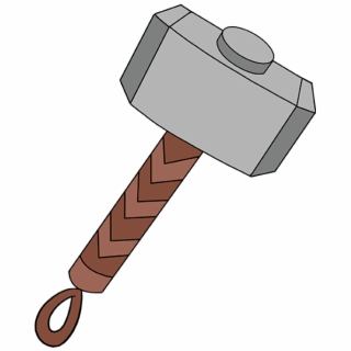 Thor s hammer clipart svg Thors Hammer Png , (+) Pictures - trzcacak.rs svg