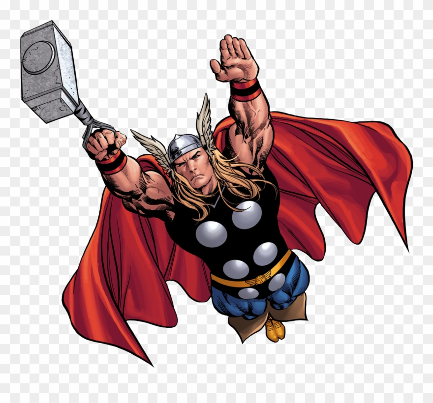 Thor symbols clipart transparent background clip art free stock Thor Png Transparent Image - Thor Marvel Clipart (#129015 ... clip art free stock