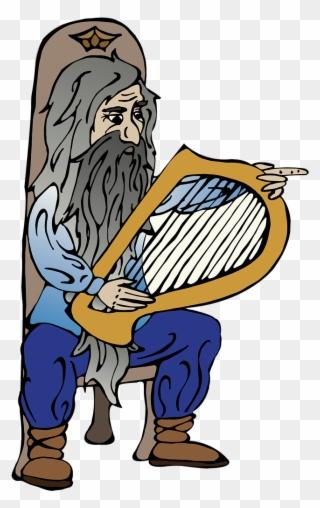 Thorin clipart clip art freeuse stock Thorin Dwarf Harp Clipart (#2994413) - PinClipart clip art freeuse stock