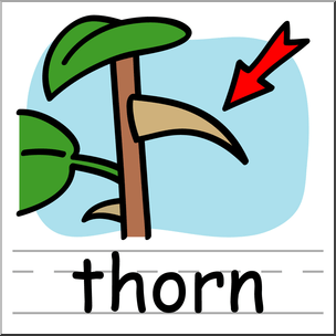 Thorn clipart clip art stock Thorn clipart 3 » Clipart Portal clip art stock