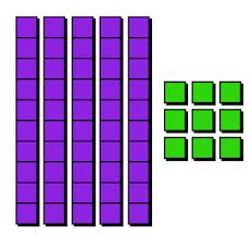 Thousands block clipart banner free Free clipart of base ten blocks - ClipartFox banner free