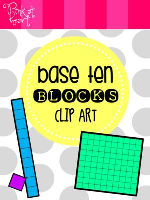 Thousands block clipart image freeuse library 17 Best ideas about Base Ten Blocks on Pinterest | Base ten ... image freeuse library