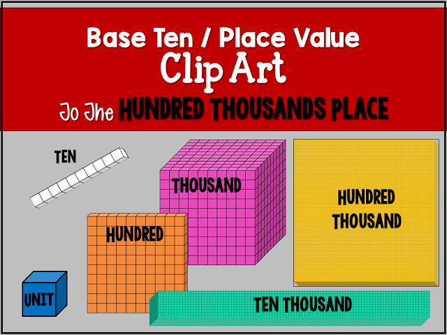 Thousands block clipart clip library library My Classroom Callouts clip library library