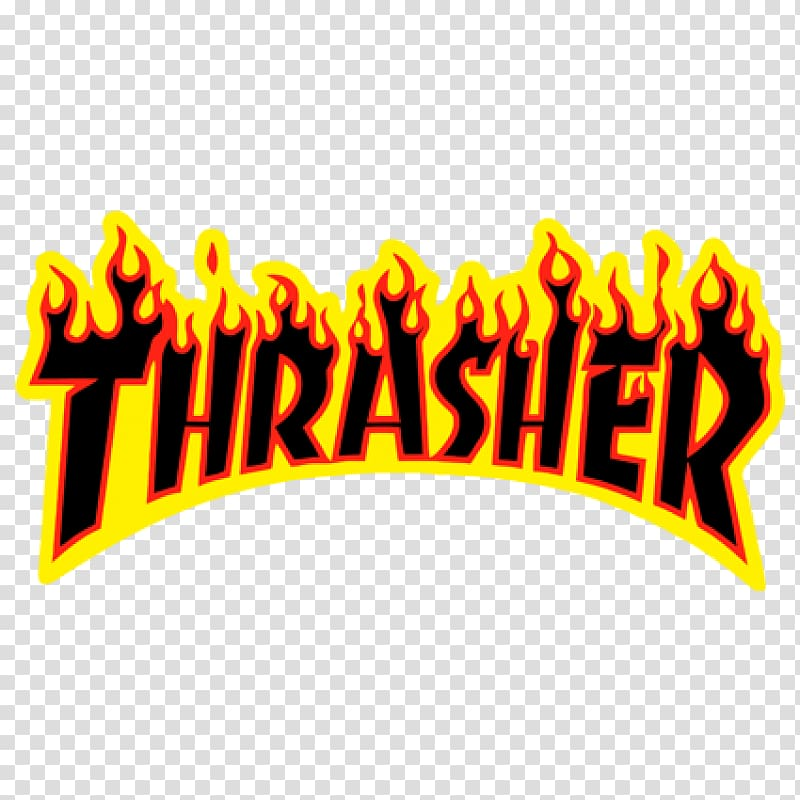 Thrasher hoodie clipart clip art transparent stock Thrasher Presents Skate and Destroy Skateboarding Sticker ... clip art transparent stock