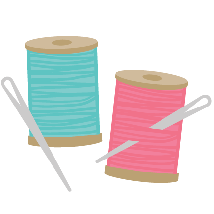 Thread clipart image svg royalty free stock Free Needle And Thread, Download Free Clip Art, Free Clip ... svg royalty free stock