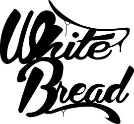 Threadless logo clipart black and white download Shop WhiteBread on Threadless mens longsleeve-t-shirt black and white download