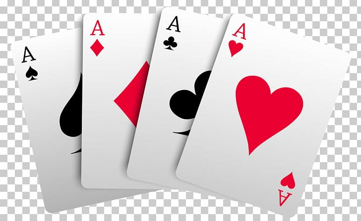 Three ace cards clipart png clip stock Texas Hold \'em Ace Playing Card Poker Card Game PNG, Clipart ... clip stock