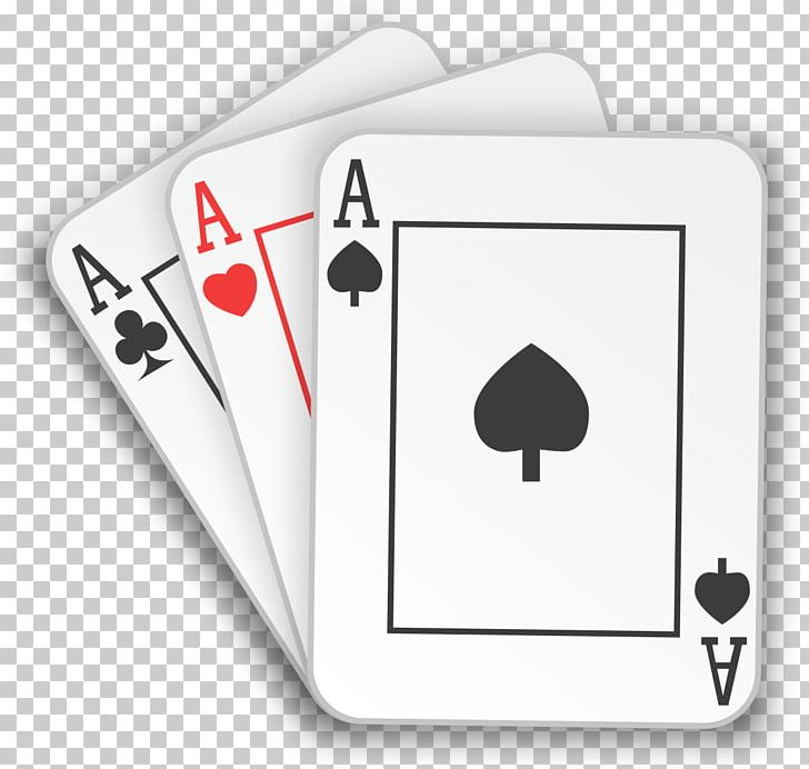 Three ace cards clipart png clip art library download Blackjack Texas Hold \'em Three Card Poker Playing Card PNG ... clip art library download