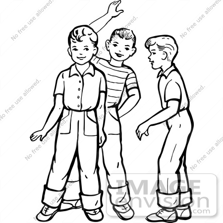 Three boys friendship clipart black and white png freeuse download Free Black Boy Pictures, Download Free Clip Art, Free Clip ... png freeuse download