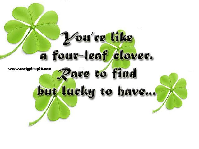 Three leaf clover meaning clipart png royalty free oh so lucky, my love :) | lovebirds<3 | Clover meaning, Love ... png royalty free