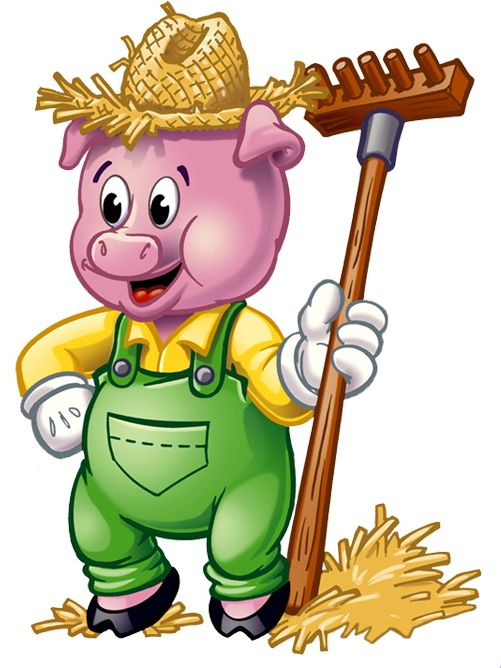 Three little pigs clipart free picture freeuse library 3 Little Pigs Clipart | Free download best 3 Little Pigs ... picture freeuse library