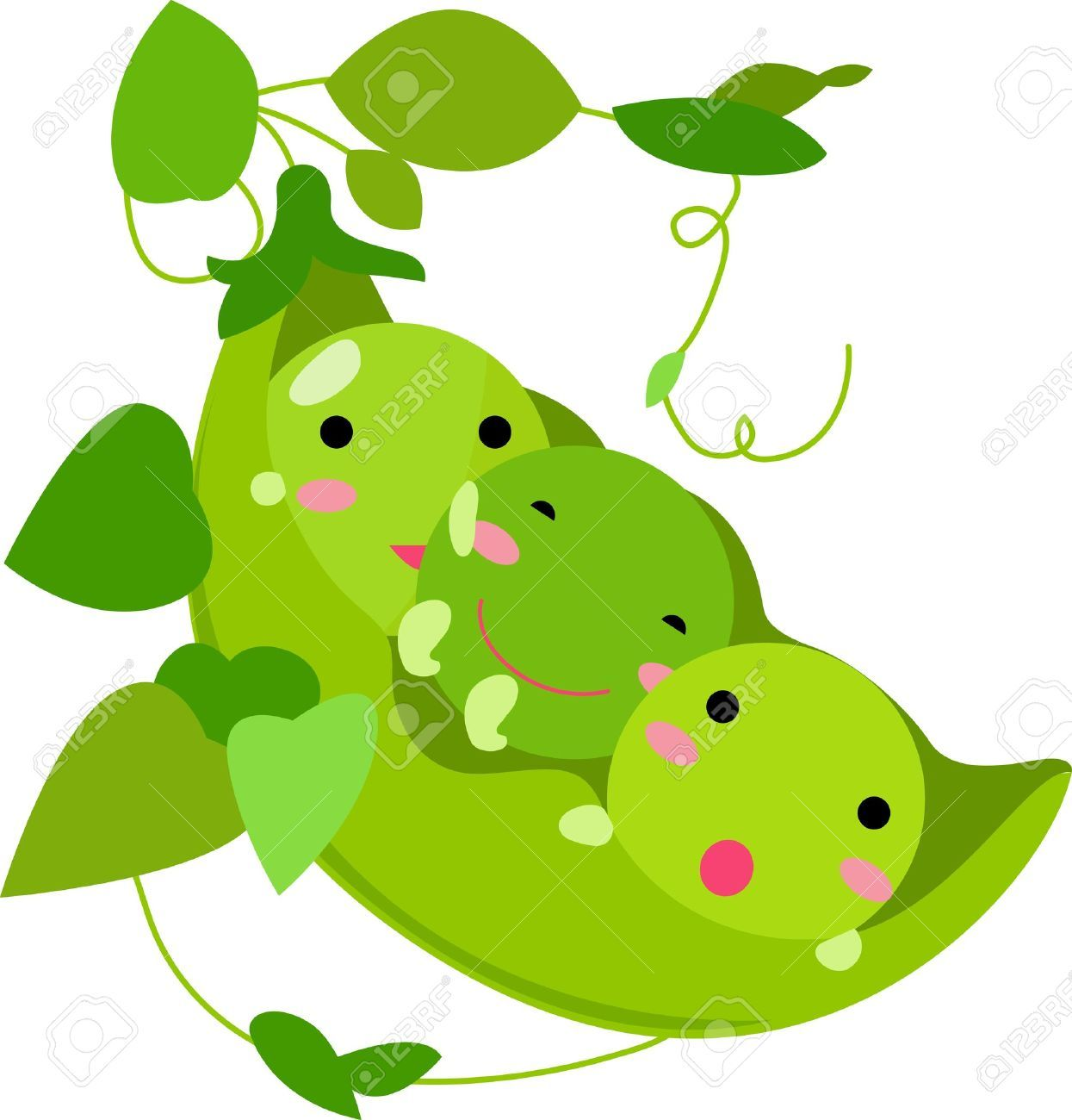 Three peas in a pod clipart clipart free stock Three peas in a pod clipart 4 » Clipart Portal clipart free stock