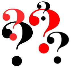 Three question marks clipart svg transparent library Questions question mark clip art to download dbclipart 3 ... svg transparent library