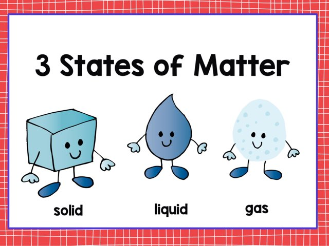 Three states of matter clipart jpg library library Miss Mandy\'s States Of Matter by Mandy Wh - Educational ... jpg library library